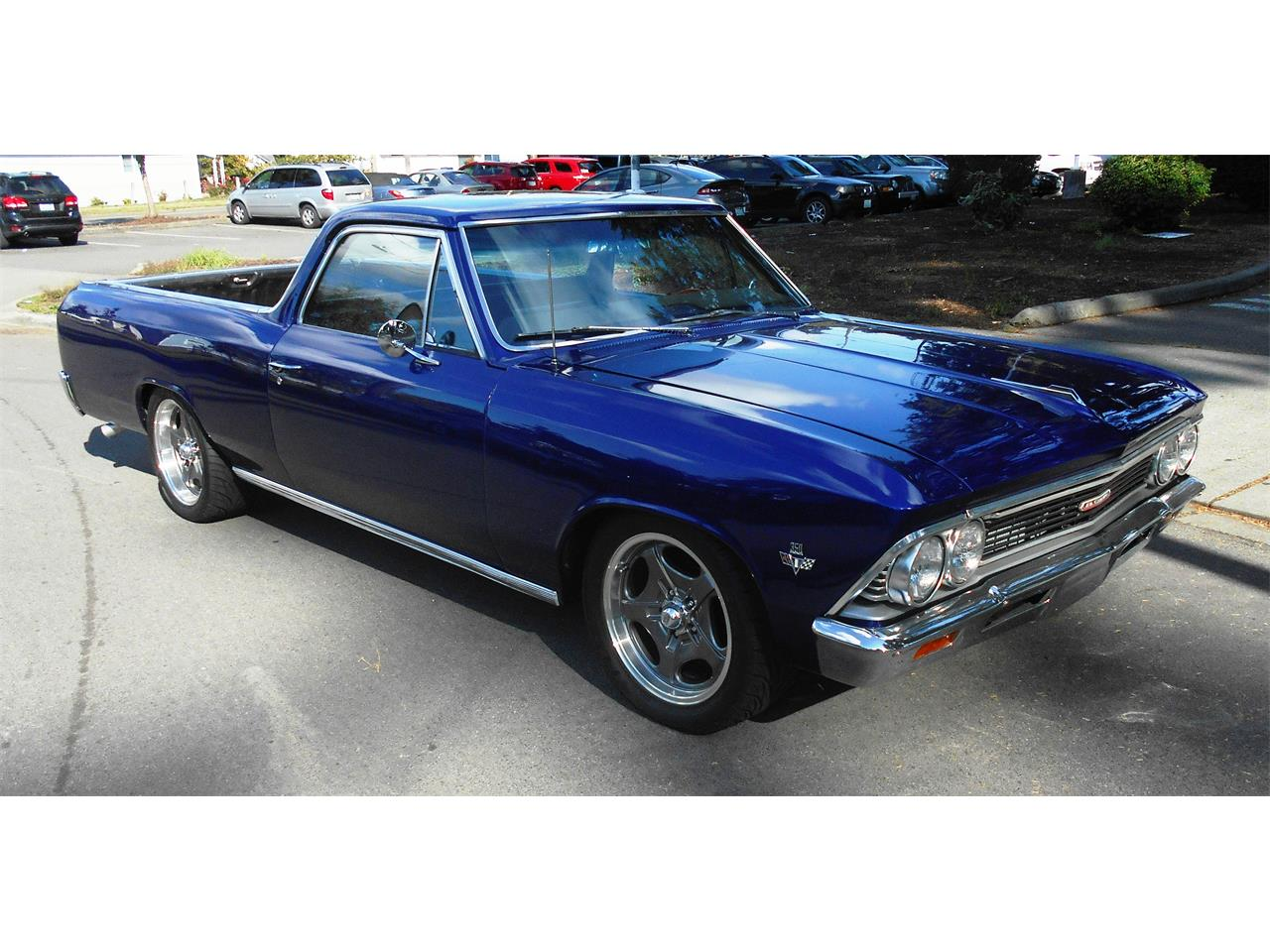 Large Picture of Classic 1966 Chevrolet El Camino located in Tacoma Washington Offered by Austin's Pro Max - OUN6