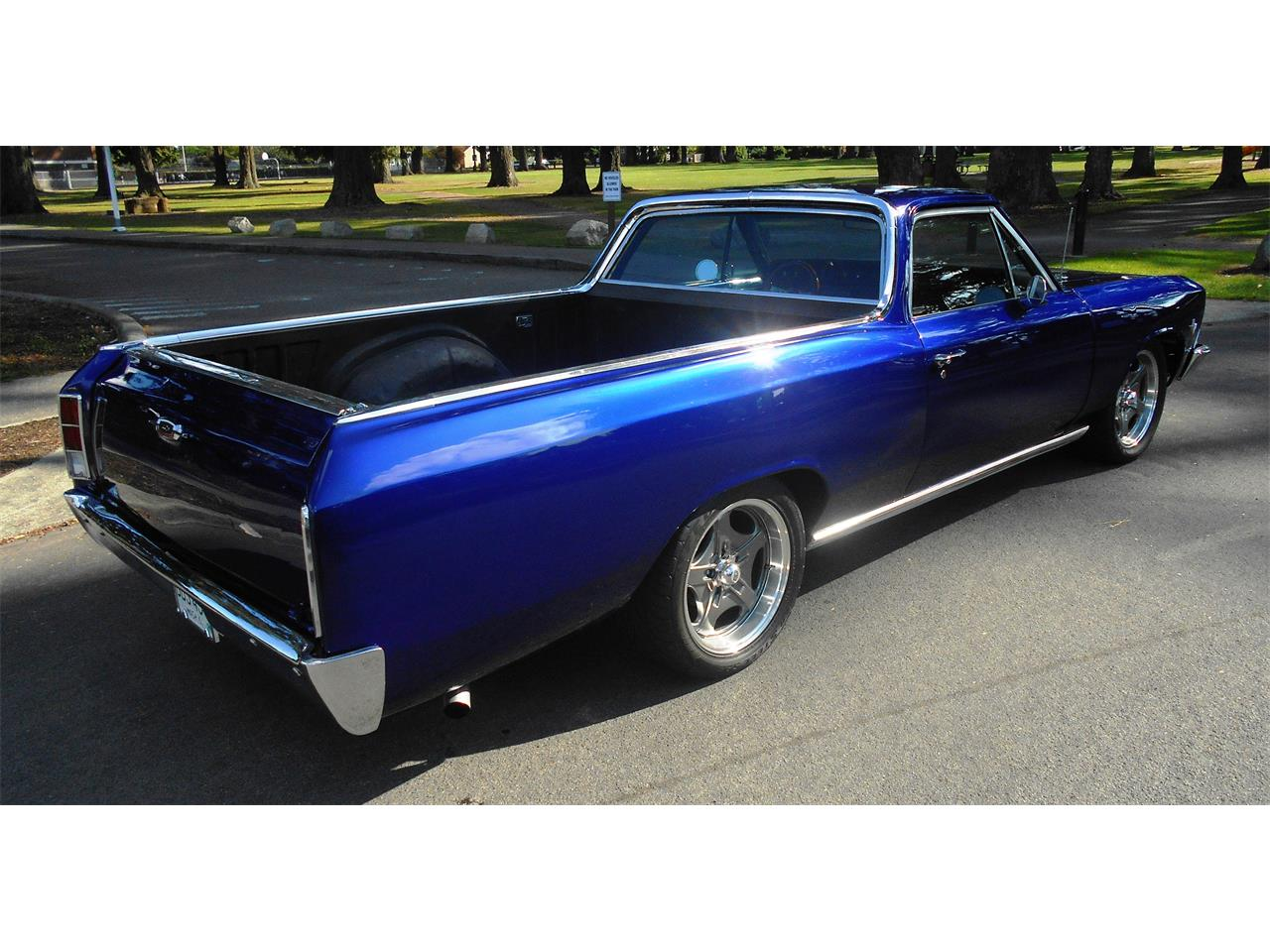 Large Picture of 1966 Chevrolet El Camino located in Washington - OUN6