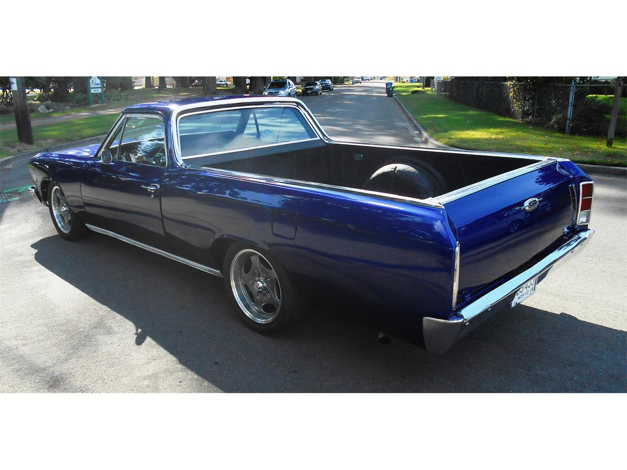 Large Picture of '66 El Camino - OUN6