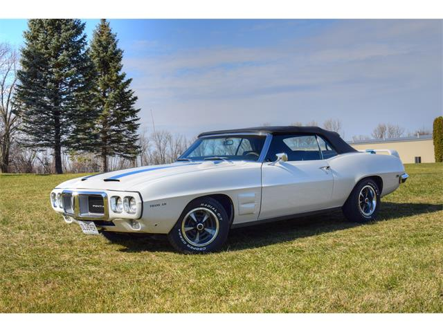 Picture of '69 Firebird Trans Am - OUNA