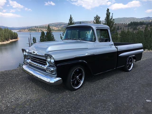 Picture of '58 Chevrolet Apache located in Reno Nevada - $25,000.00 Offered by a Private Seller - OUNF