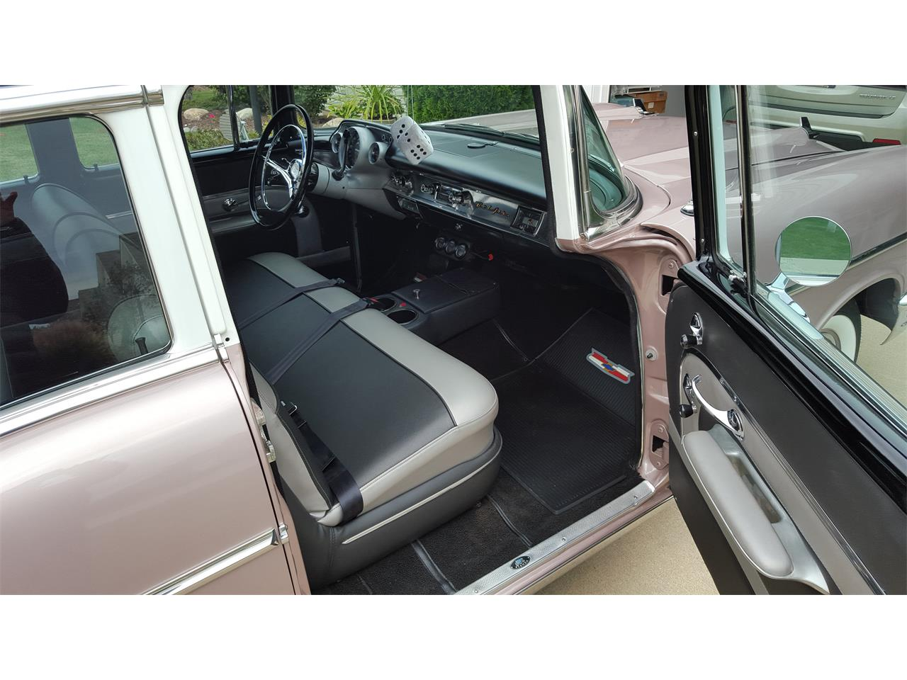 Large Picture of Classic '57 Chevrolet Bel Air located in Ohio - $33,900.00 - OUNI