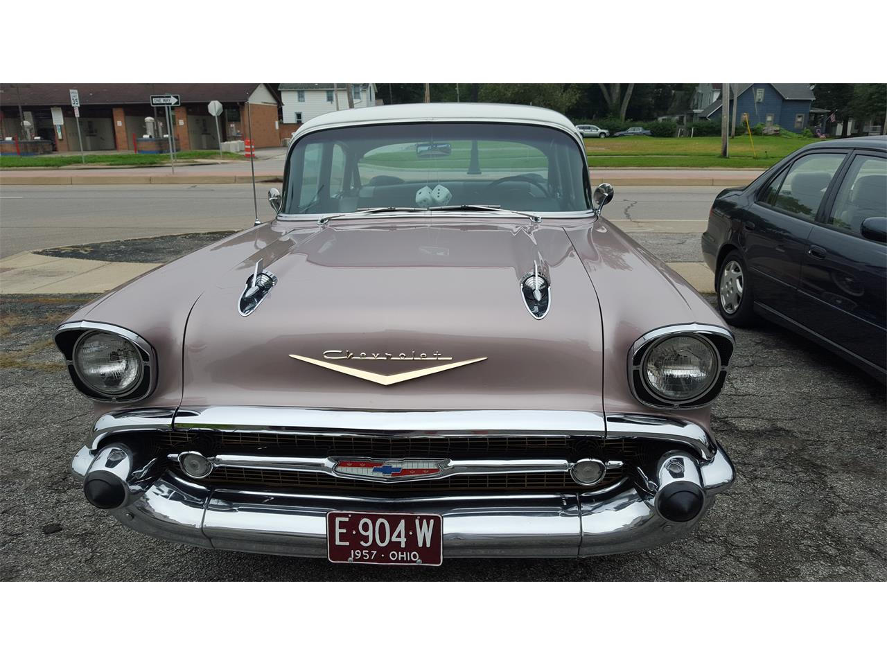 Large Picture of '57 Bel Air - OUNI
