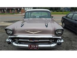 Picture of Classic 1957 Bel Air located in Elyria Ohio - $33,900.00 - OUNI