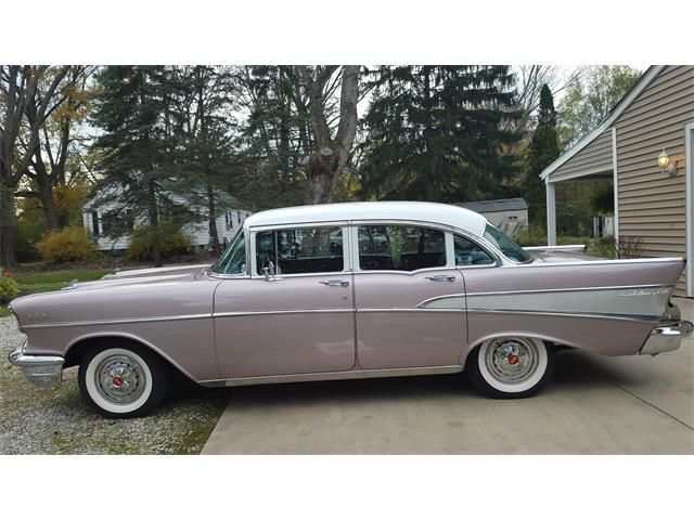 Picture of 1957 Chevrolet Bel Air located in Ohio - OUNI