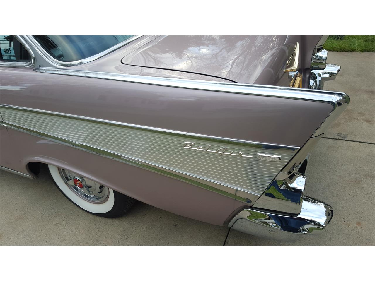 Large Picture of Classic 1957 Chevrolet Bel Air - $33,900.00 Offered by a Private Seller - OUNI