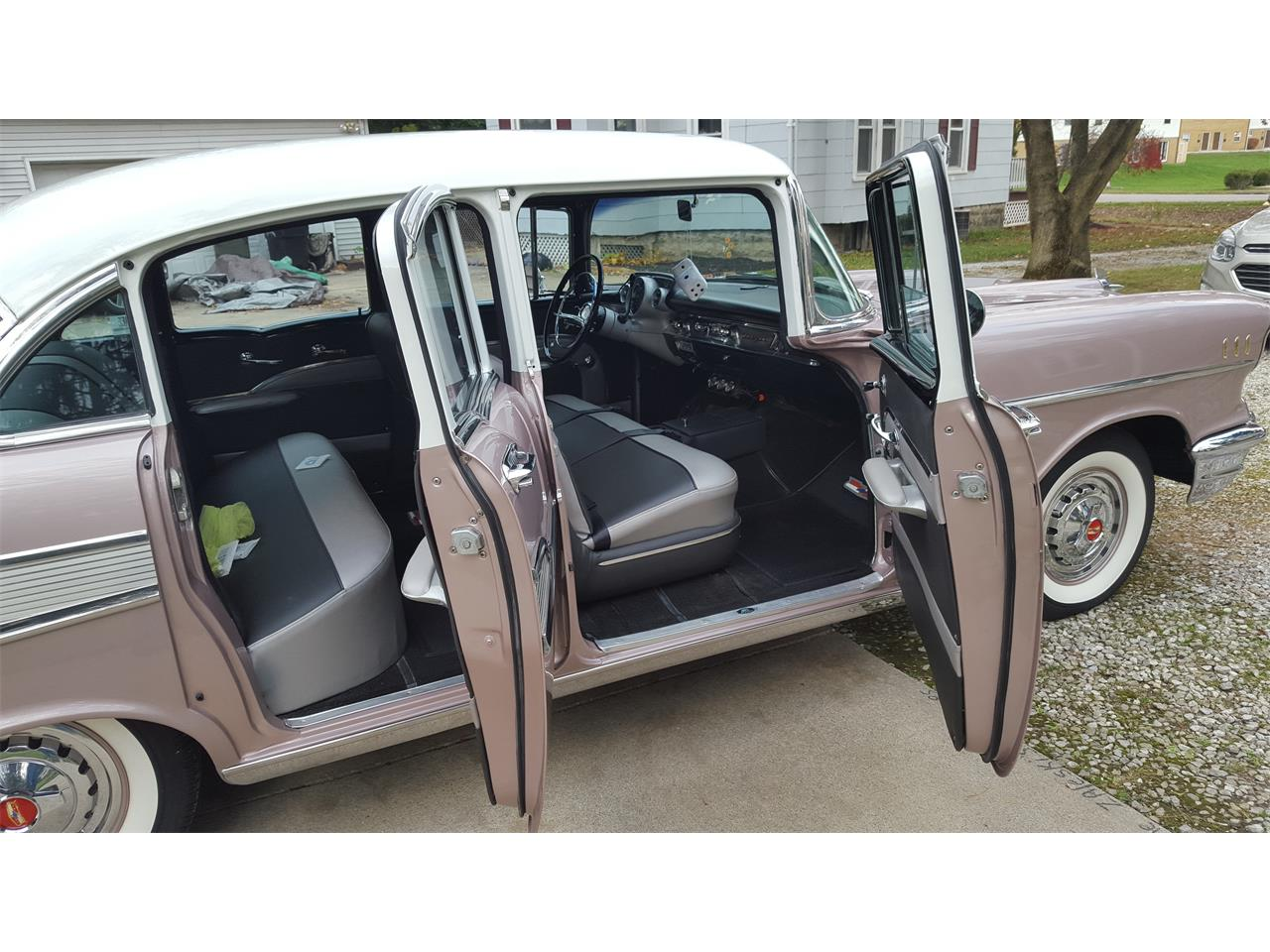 Large Picture of '57 Bel Air located in Elyria Ohio Offered by a Private Seller - OUNI