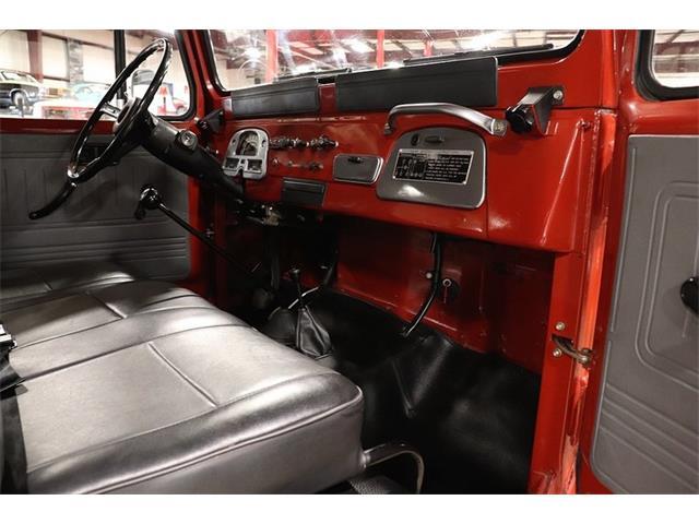 1978 Toyota Land Cruiser FJ