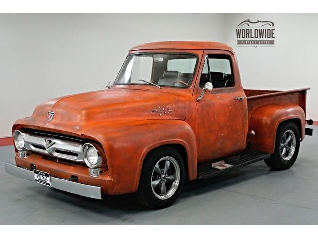 Picture of '54 F100 - OUOD