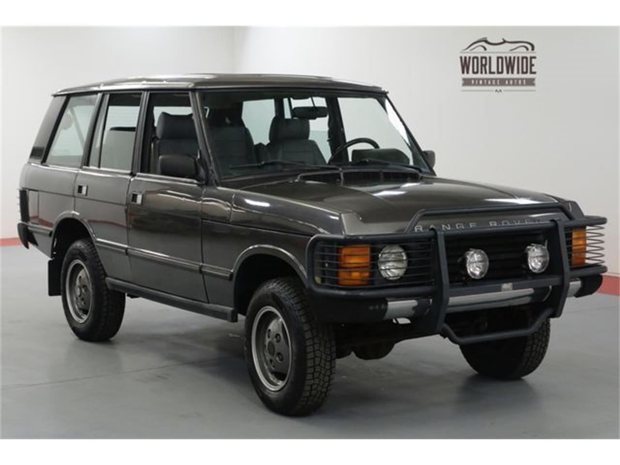 Large Picture Of 90 Range Rover Ouog