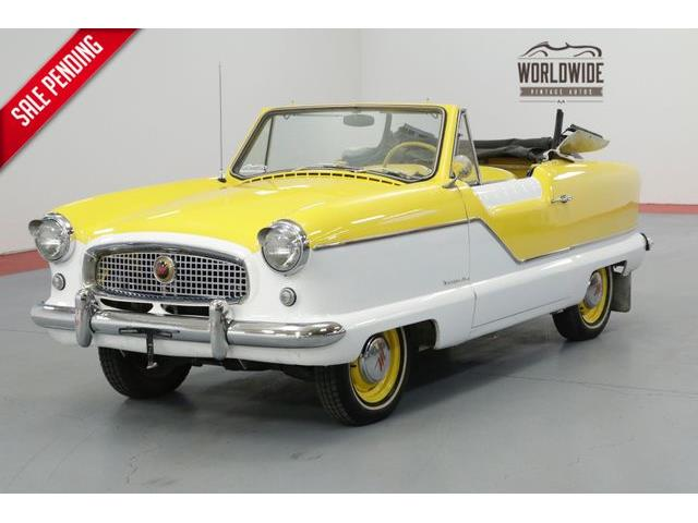 Picture of 1961 Metropolitan - $14,900.00 Offered by  - OUOK