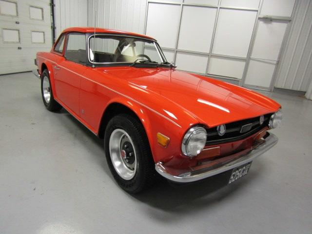 Picture of '73 TR6 - OUP2