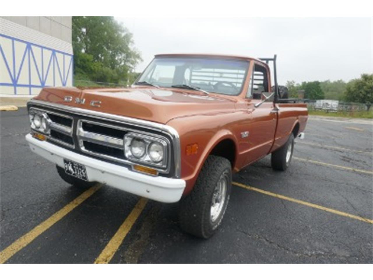 Large Picture of '71 GMC Pickup located in Illinois - $24,995.00 Offered by North Shore Classics - OUPL