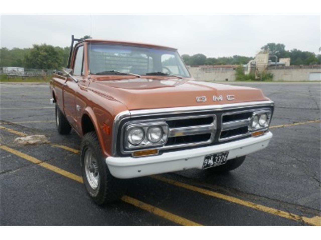 Large Picture of Classic '71 GMC Pickup located in Illinois - $24,995.00 - OUPL