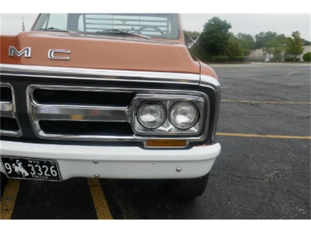 Large Picture of Classic 1971 GMC Pickup located in Mundelein Illinois - $24,995.00 Offered by North Shore Classics - OUPL