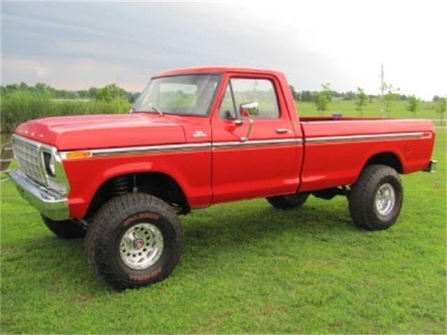 Picture of '78 Pickup - OUPO
