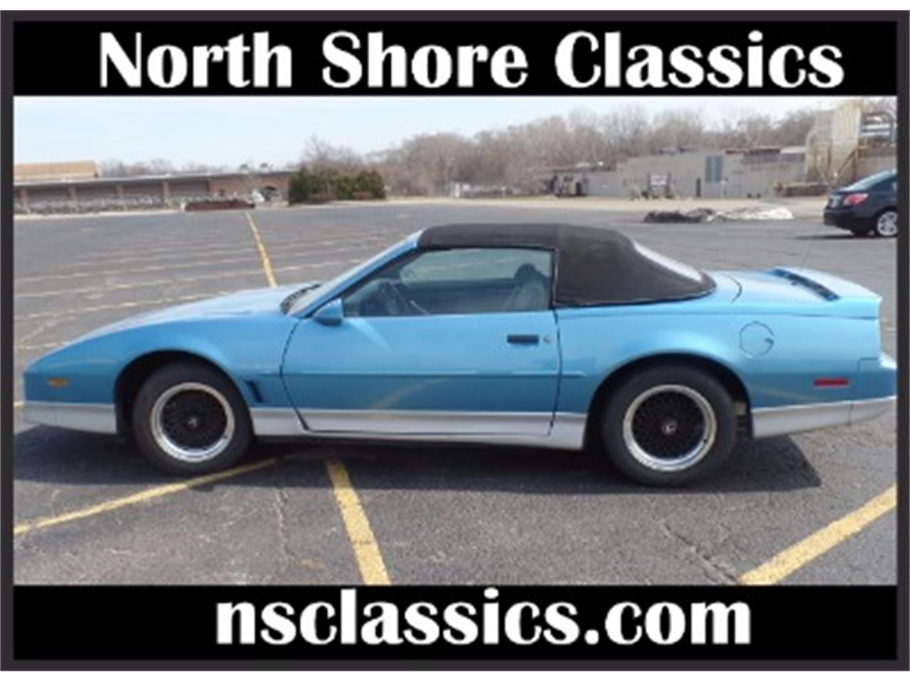 Large Picture of '88 Firebird - OUPR