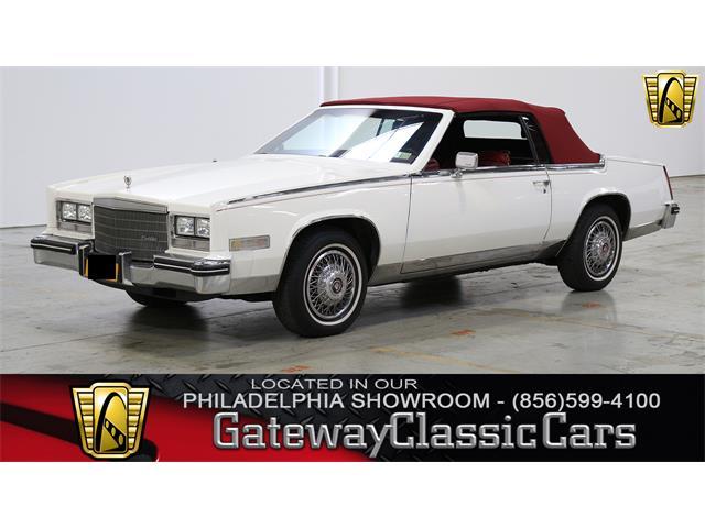 1984 Cadillac Eldorado