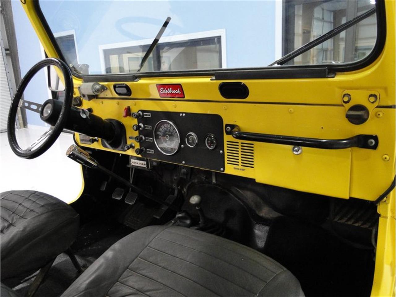 For Sale: 1979 Jeep CJ7 in Palmetto, Florida