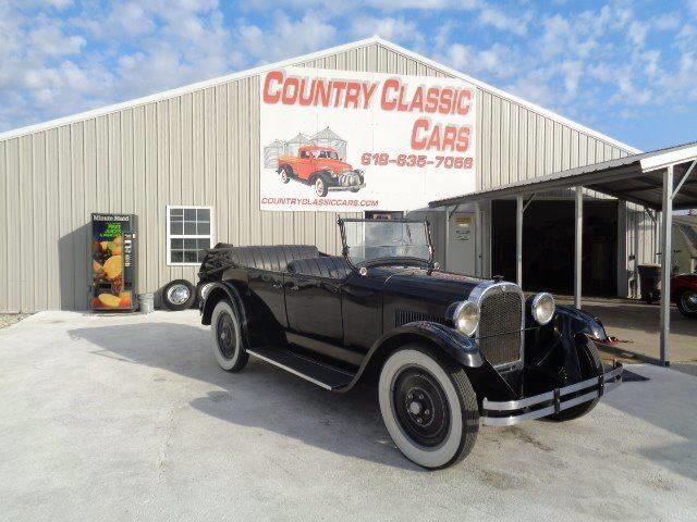 Picture of 1925 Dodge Brothers Sedan located in Illinois - OUQL
