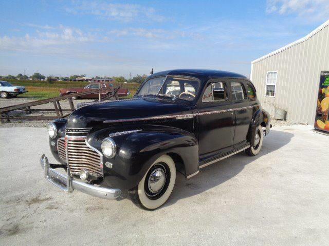 1941 Chevrolet Deluxe