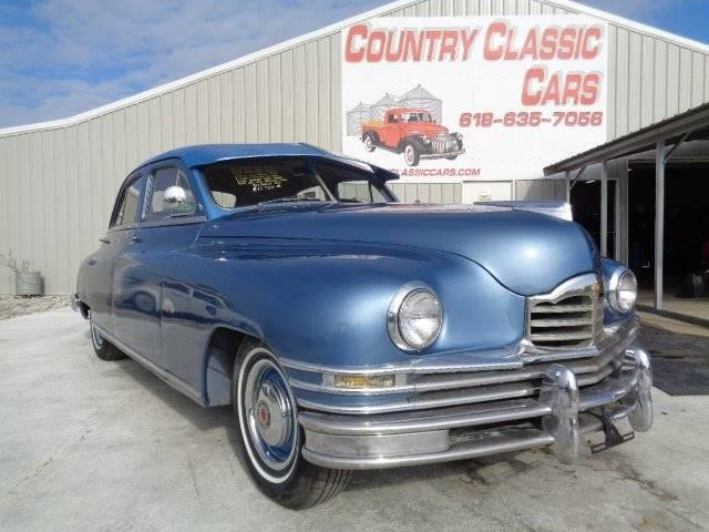Picture of Classic 1949 Packard Eight located in Staunton Illinois - $12,750.00 Offered by  - OUQQ