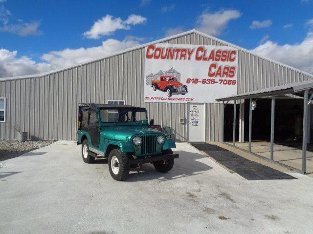 Picture of '65 CJ5 - OUR1