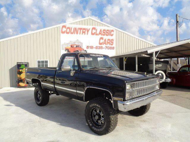 Picture of 1982 C/K 10 located in Staunton Illinois - $13,750.00 Offered by  - OUR9