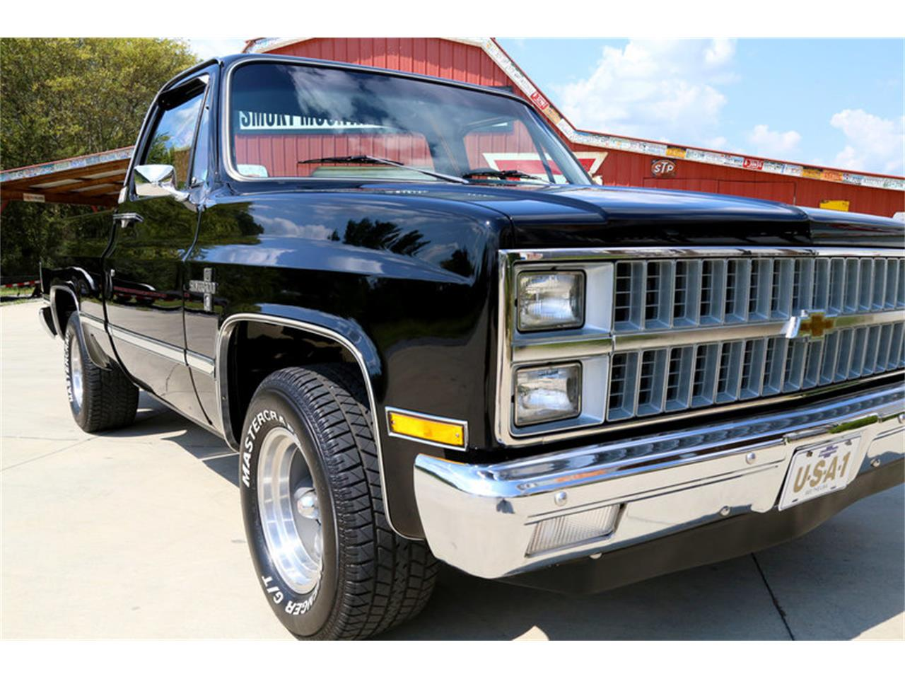 Large Picture of '81 C10 - OO35