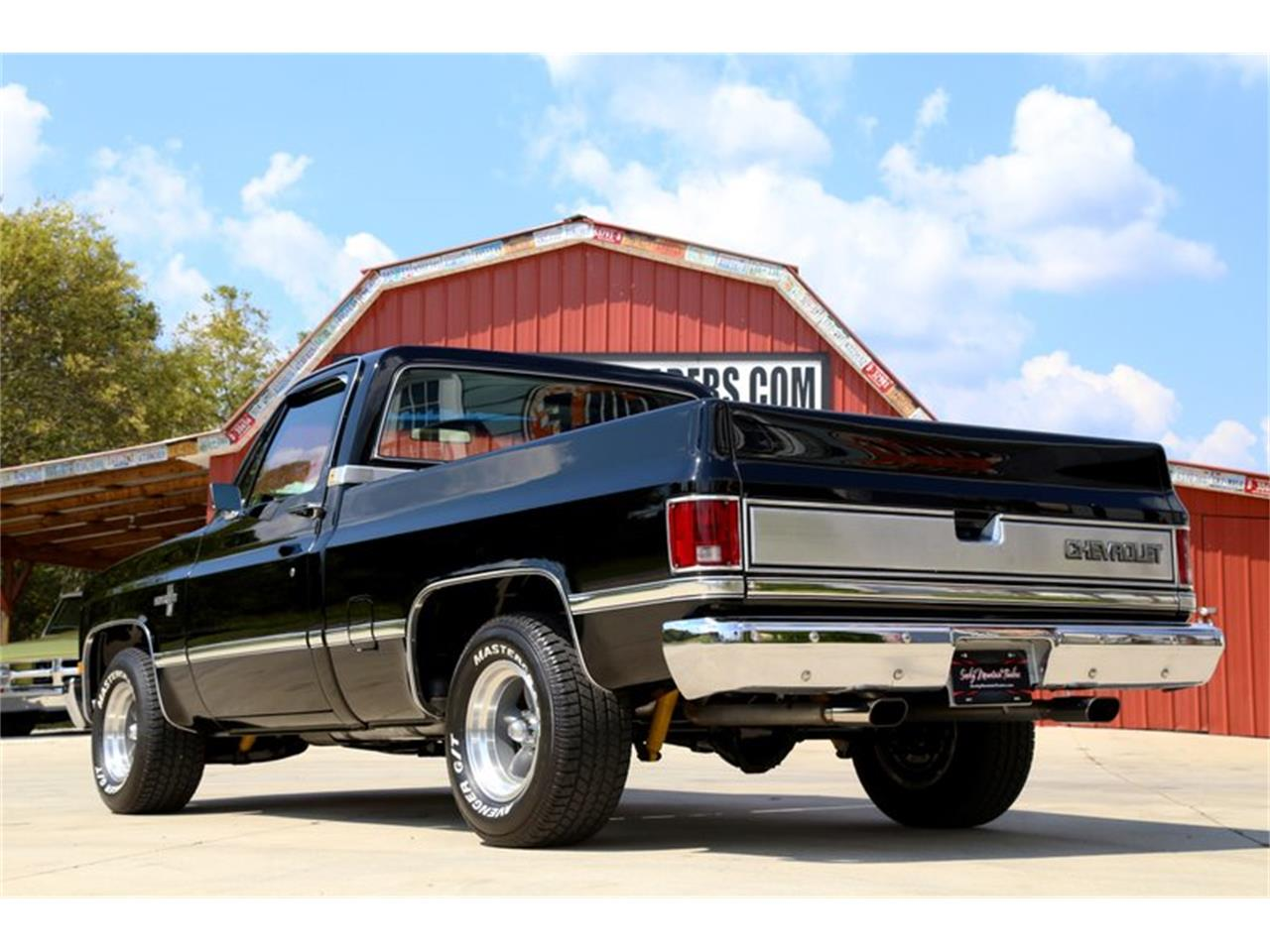 Large Picture of '81 C10 located in Tennessee Offered by Smoky Mountain Traders - OO35
