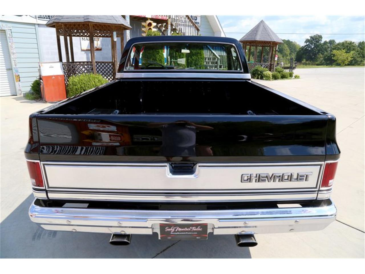 Large Picture of '81 Chevrolet C10 located in Lenoir City Tennessee - OO35