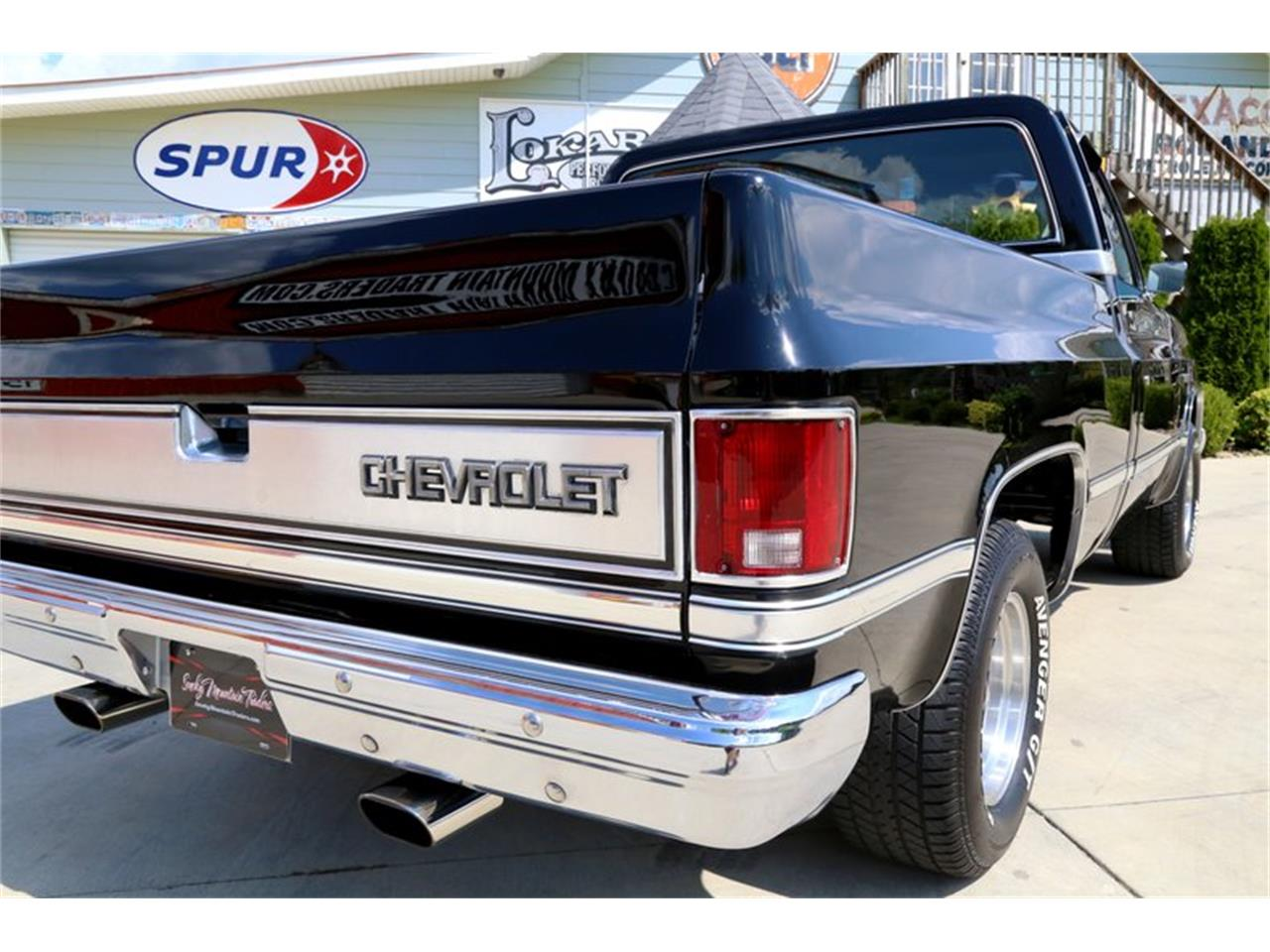Large Picture of '81 Chevrolet C10 located in Lenoir City Tennessee - $27,995.00 Offered by Smoky Mountain Traders - OO35