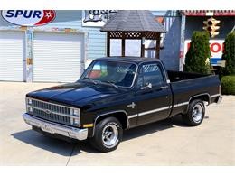 Picture of '81 Chevrolet C10 located in Tennessee - $27,995.00 Offered by Smoky Mountain Traders - OO35