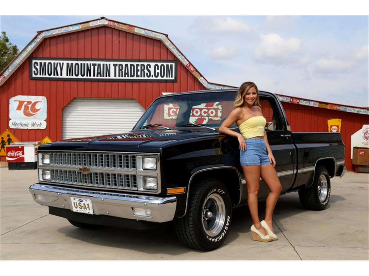 Large Picture of '81 Chevrolet C10 - $27,995.00 - OO35