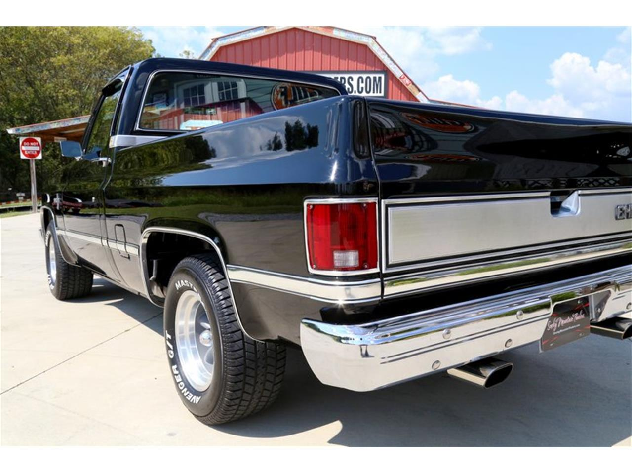Large Picture of '81 Chevrolet C10 - OO35