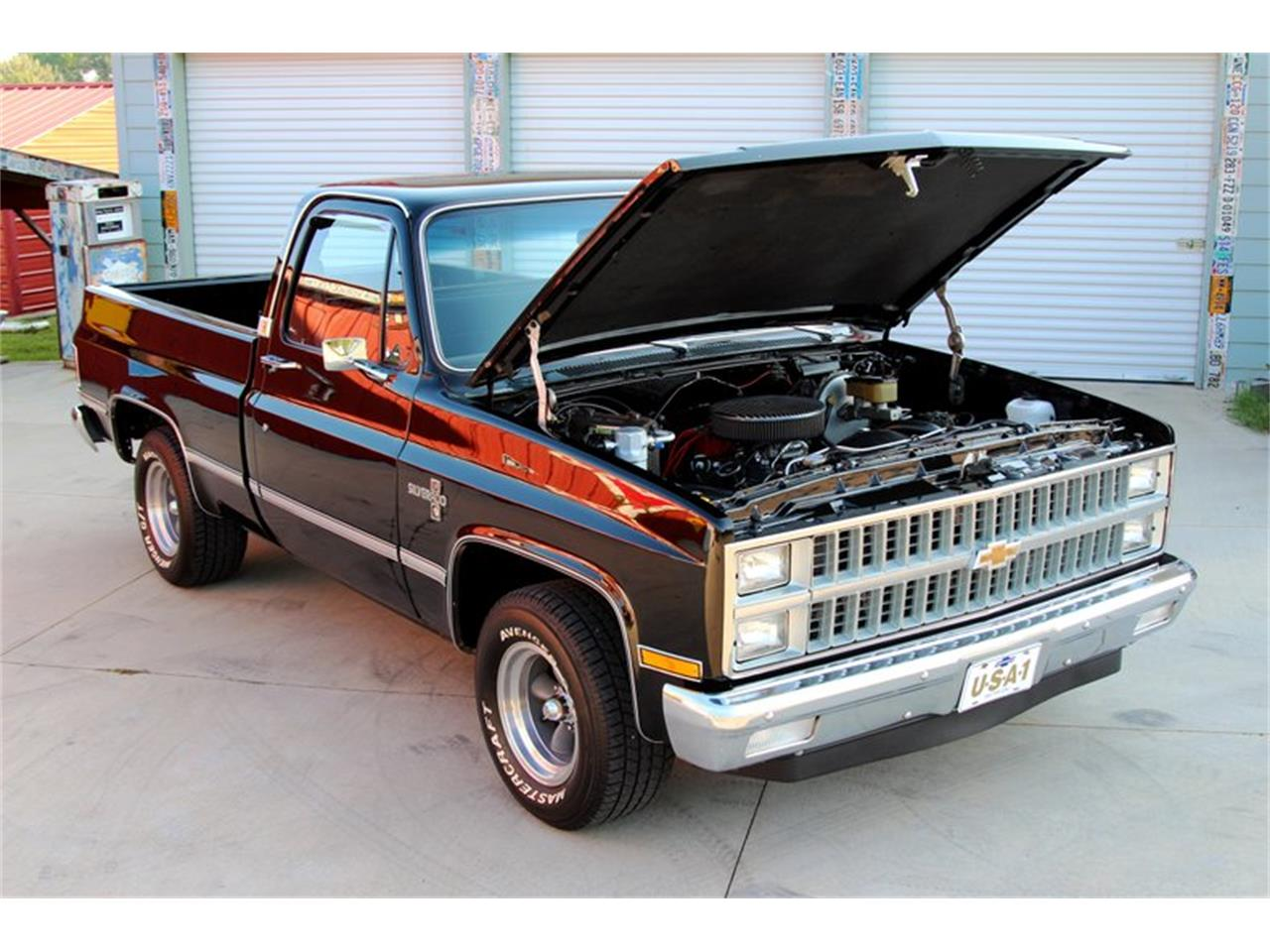 Large Picture of 1981 Chevrolet C10 Offered by Smoky Mountain Traders - OO35
