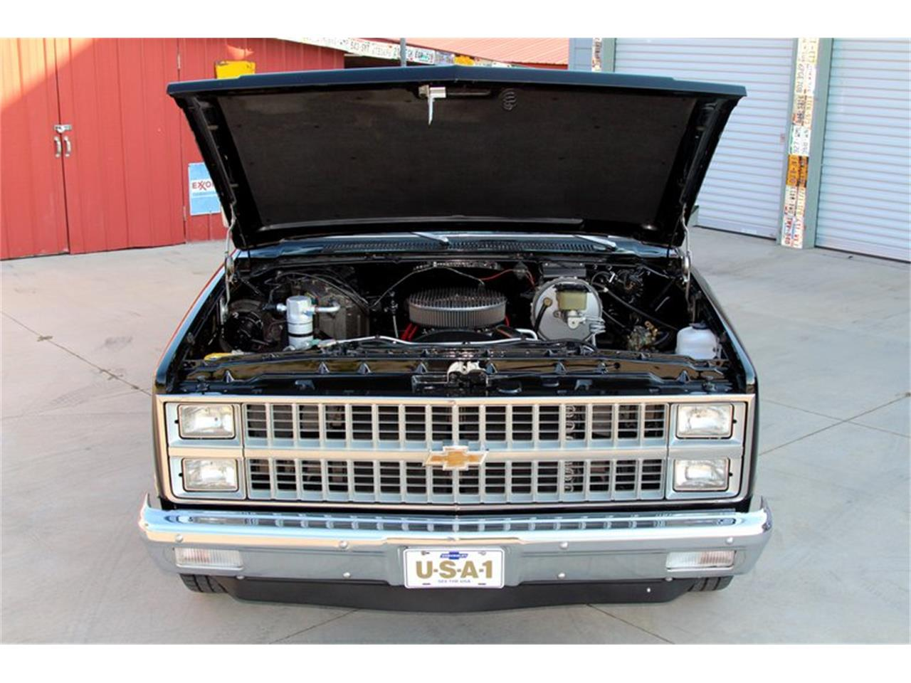 Large Picture of 1981 Chevrolet C10 located in Lenoir City Tennessee Offered by Smoky Mountain Traders - OO35