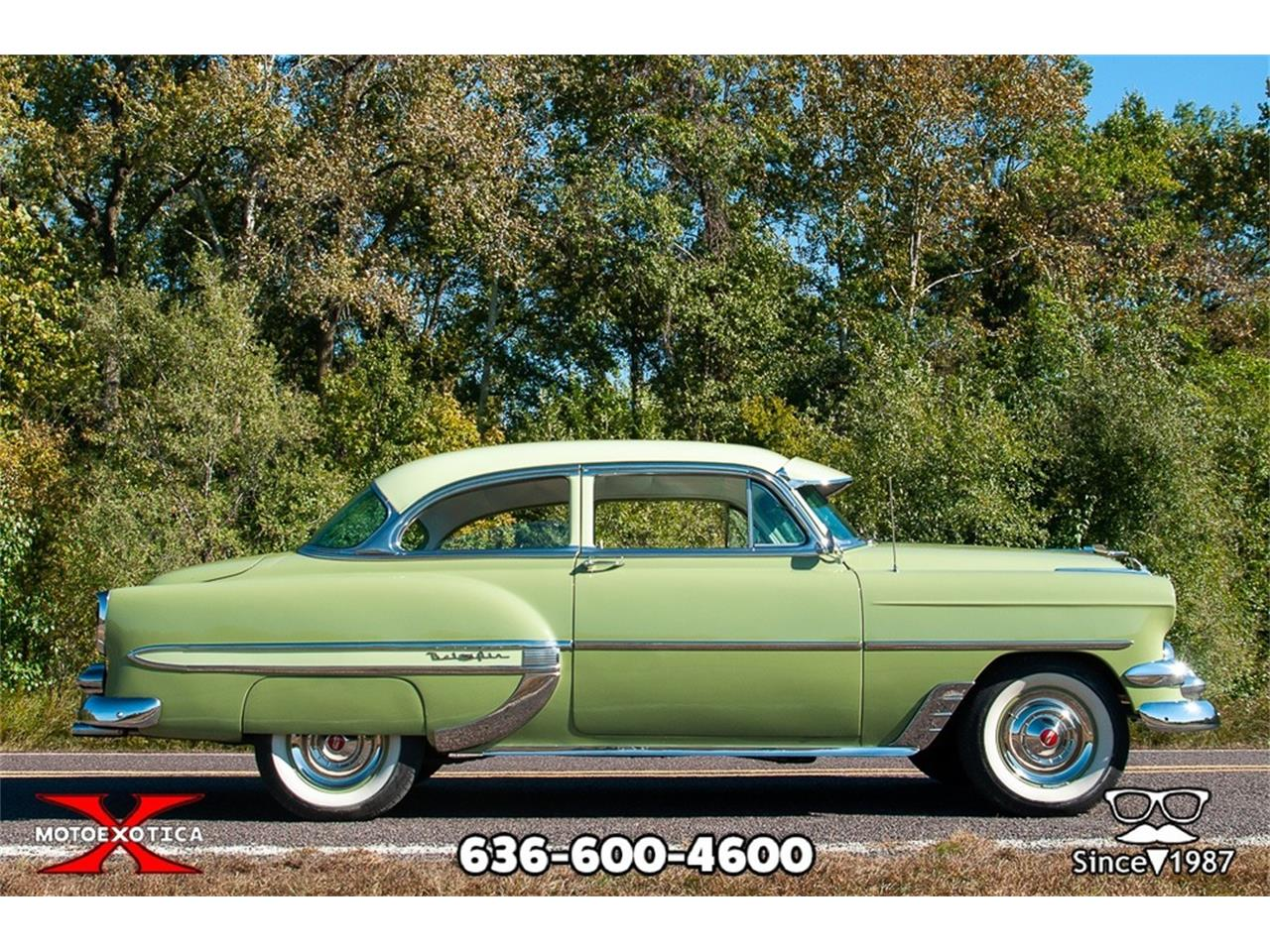 Large Picture of Classic '54 Bel Air - OURV