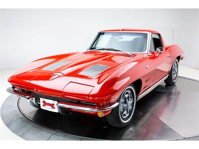 Picture of '63 Corvette - OUSA
