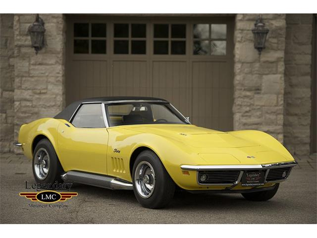 Picture of '69 Corvette - OUSG