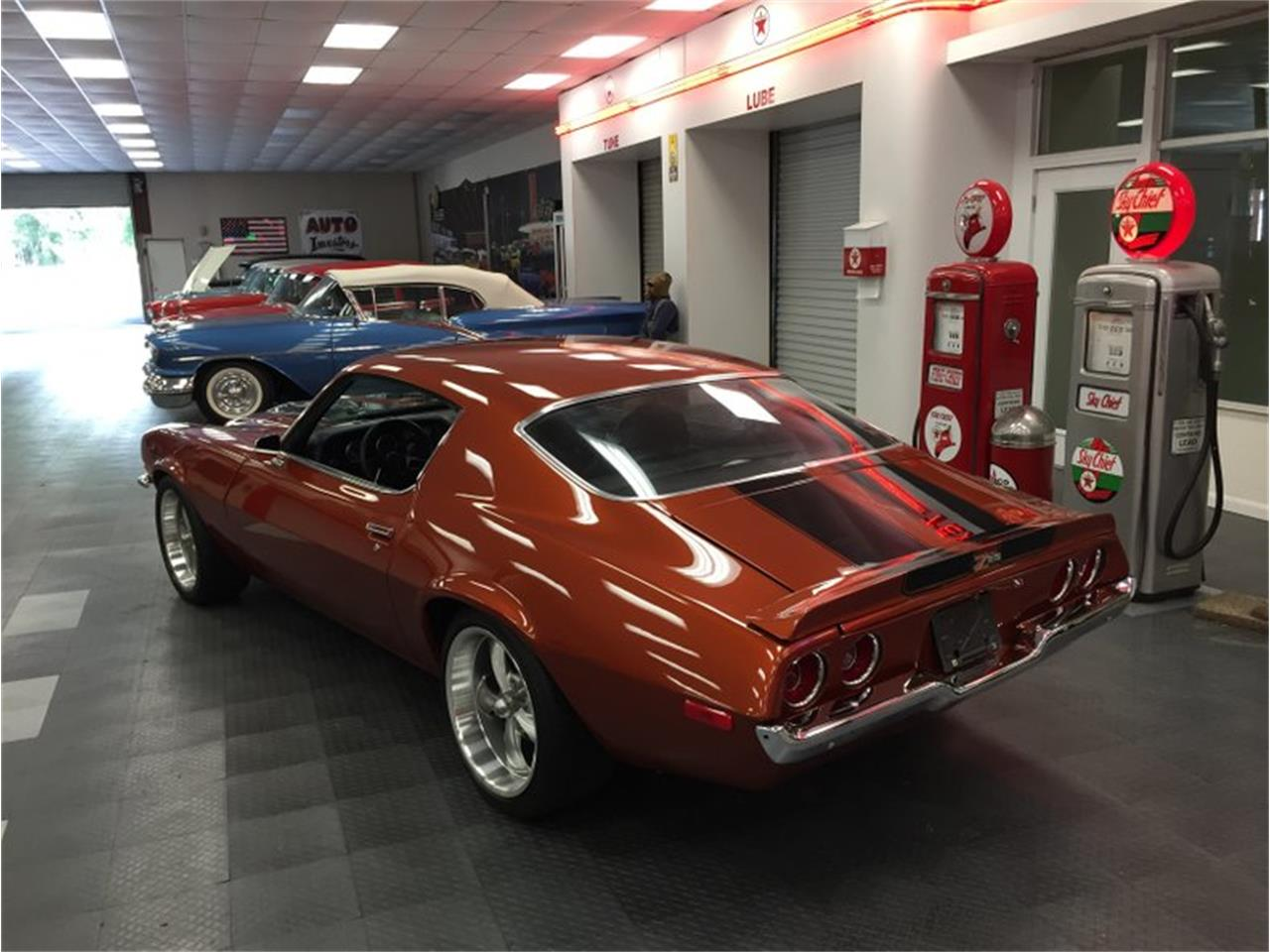 Large Picture of '73 Camaro - OUSJ