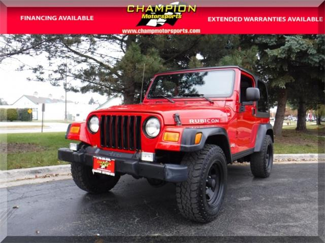 Picture of '04 Rubicon - OUSK