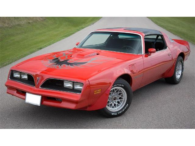 Picture of 1978 Pontiac Firebird Trans Am located in Michigan Offered by  - OO3A