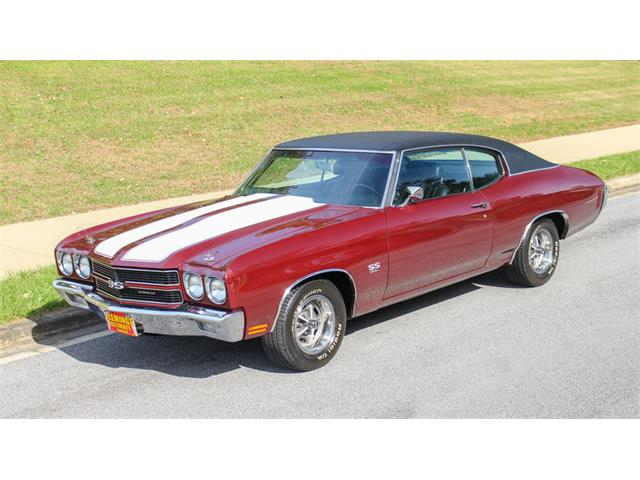 Picture of '70 Chevelle located in Maryland - OUSU