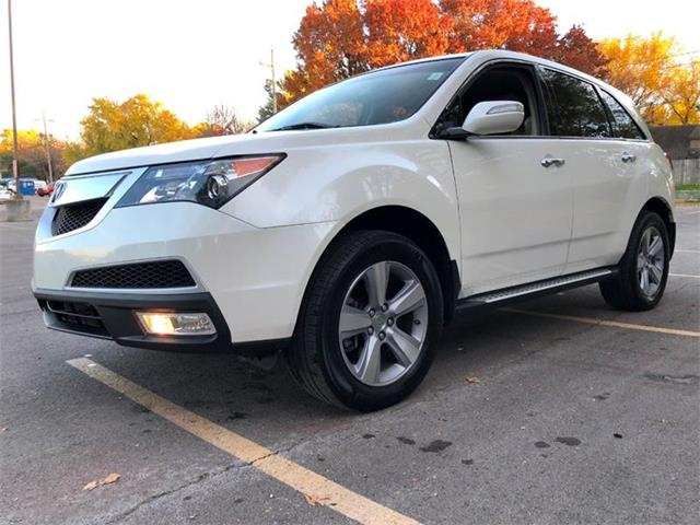 Picture of '11 MDX - OUTE