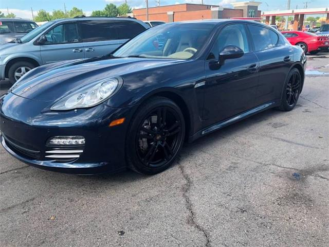 Picture of '11 Panamera - OUTM