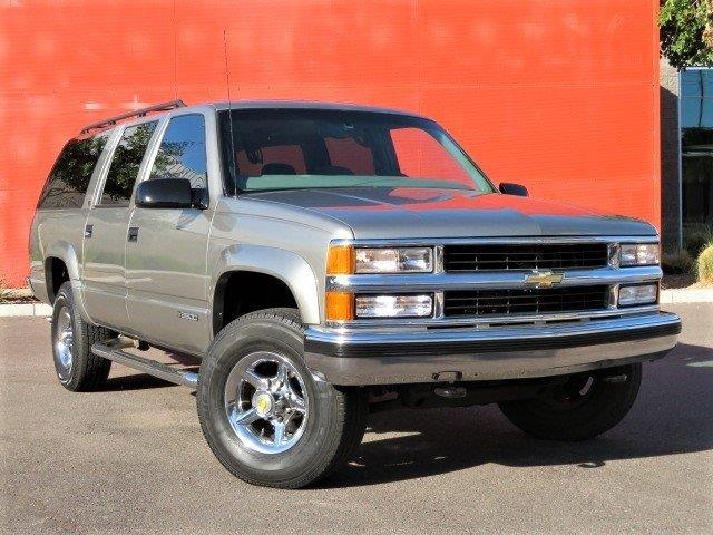 Picture of '99 Suburban - OUTX