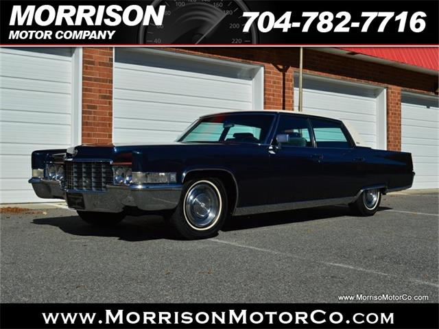 Picture of '69 Fleetwood Brougham - OUU8