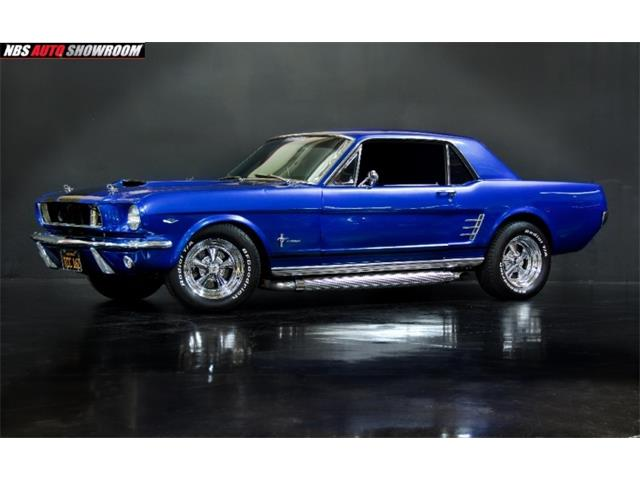 Picture of '66 Mustang - OUUM