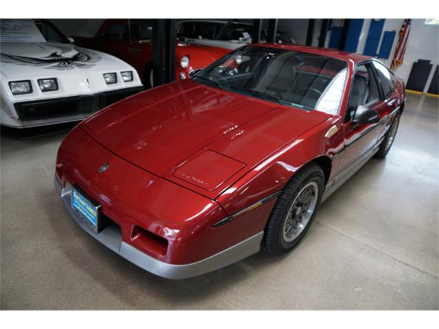 Picture of '87 Fiero located in California Offered by  - OUUT